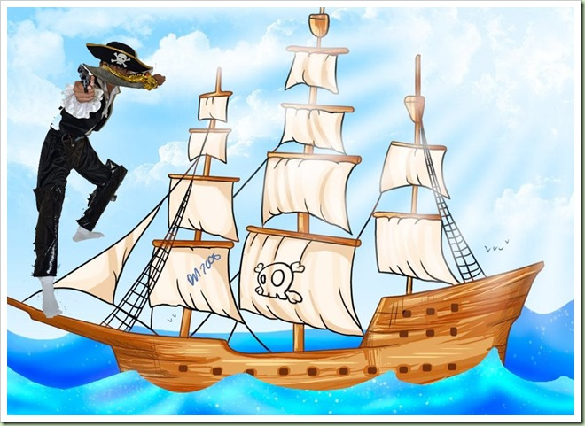 Pirate-Vaageesh